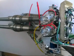 GRM Racing 500cc Engine