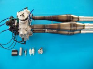 GRM G350 Powerhead